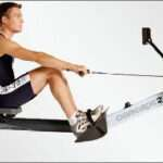 Rowing machines and steppers