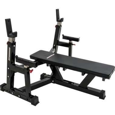 Competition Bench Press Bb9061 Sportsystems Lv