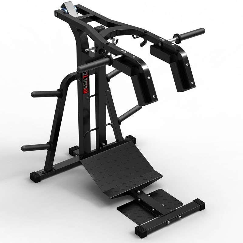 Megatec Squat Calf Machine Sportsystems Lv Sportsystems Lv