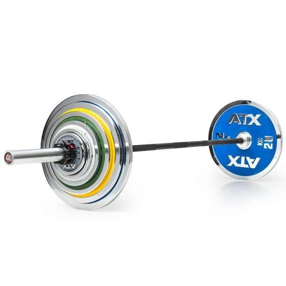 Lifting Weight Bar Set